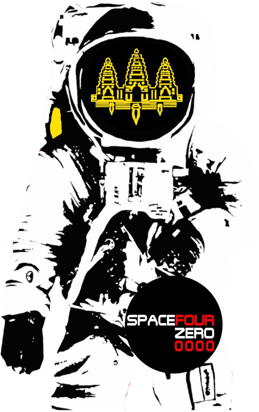 Space Four Zero 1 Logo